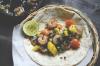 Butter shrimp tacos with mango salsa recipe