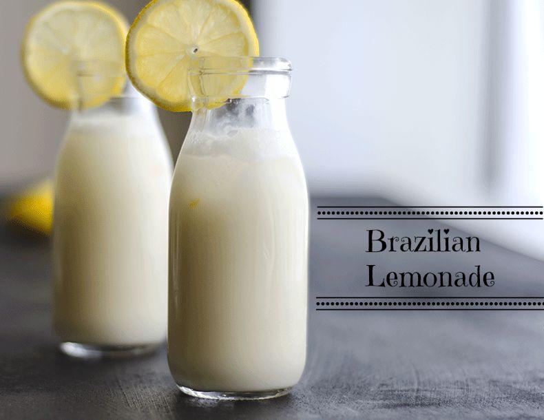 Brasilian-lemonade