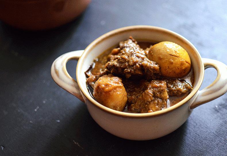 Best mutton dak bunglow recipe