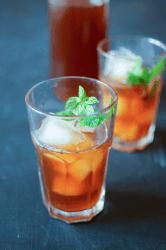 Dolly's tea shop's iced orange tea reciipe