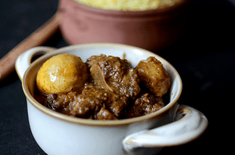 How to make the best Bengali style mutton Dak bunglow recipe from scratch
