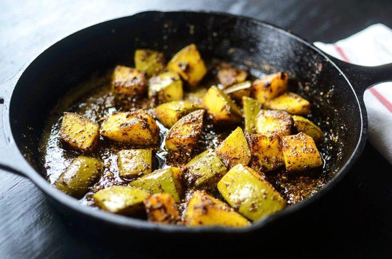 Best homemade mango pickle recipe