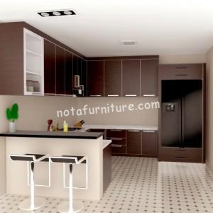 kitchen set dinamis