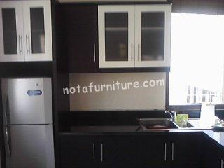 Jual Kitchen Set Bahan Plywood Lapis HPL