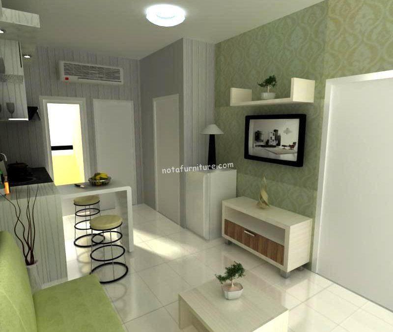 4 Tips Menata Furniture Apartemen Minimalis
