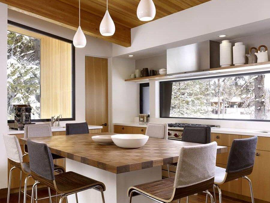 Model Interior Rumah Minimalis Untuk Area Dapur