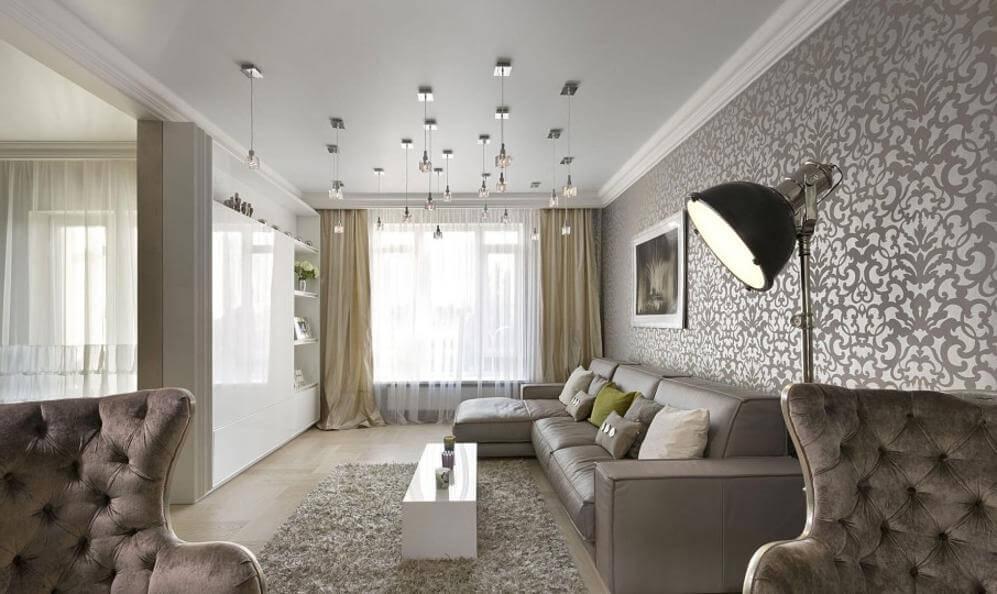 wallpaper motif sederhana
