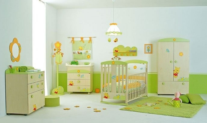 Dekorasi Menarik Kamar Anak dan Bayi