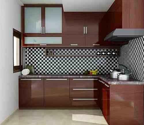 Desain Dapur Minimalis Sempit Rumah Type 36