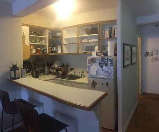 Ide Desain Kitchen Set Minimalis Untuk Apartemen Untuk Menghemat Ruang