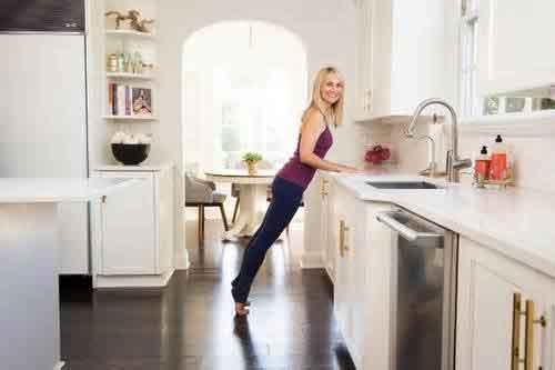 Tips Menata Dapur dan Kabinet Kitchen Set