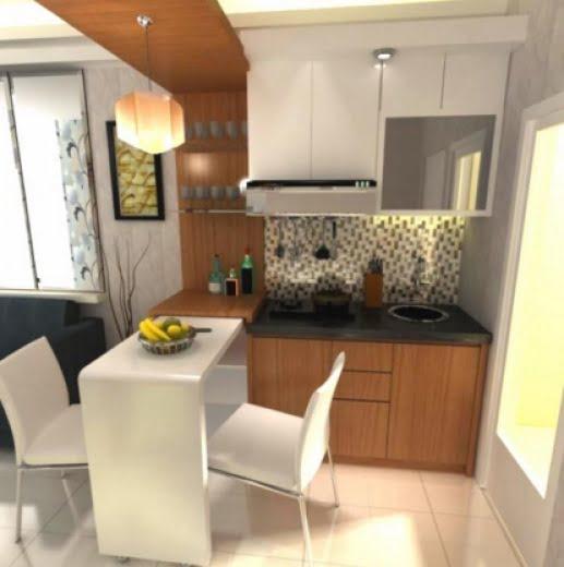 Tips Memilih Kitchen Set untuk Apartemen yang Ideal