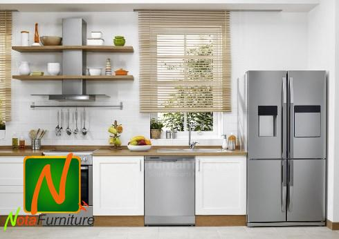 tips model kitchen set minimalis