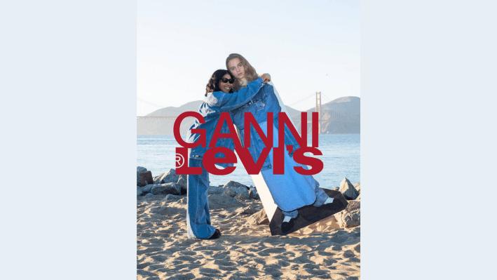 Ganni Levi's éco