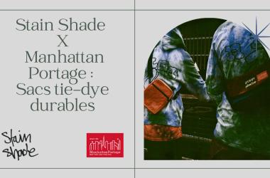 Stain Shade X Manhattan Portage