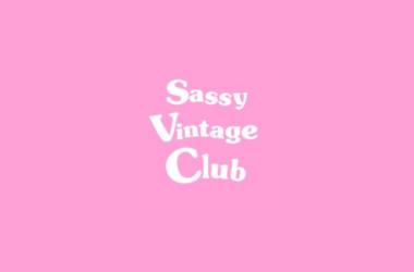 Sassy Vintage Club Bannière