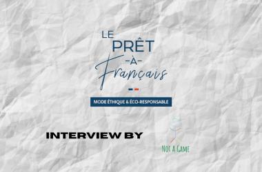 Le Prêt-à-Français Interview