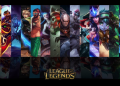 League of Legends Fun: With IG Kai'Sa, the champions skins are all League of Legends' new gunners 17