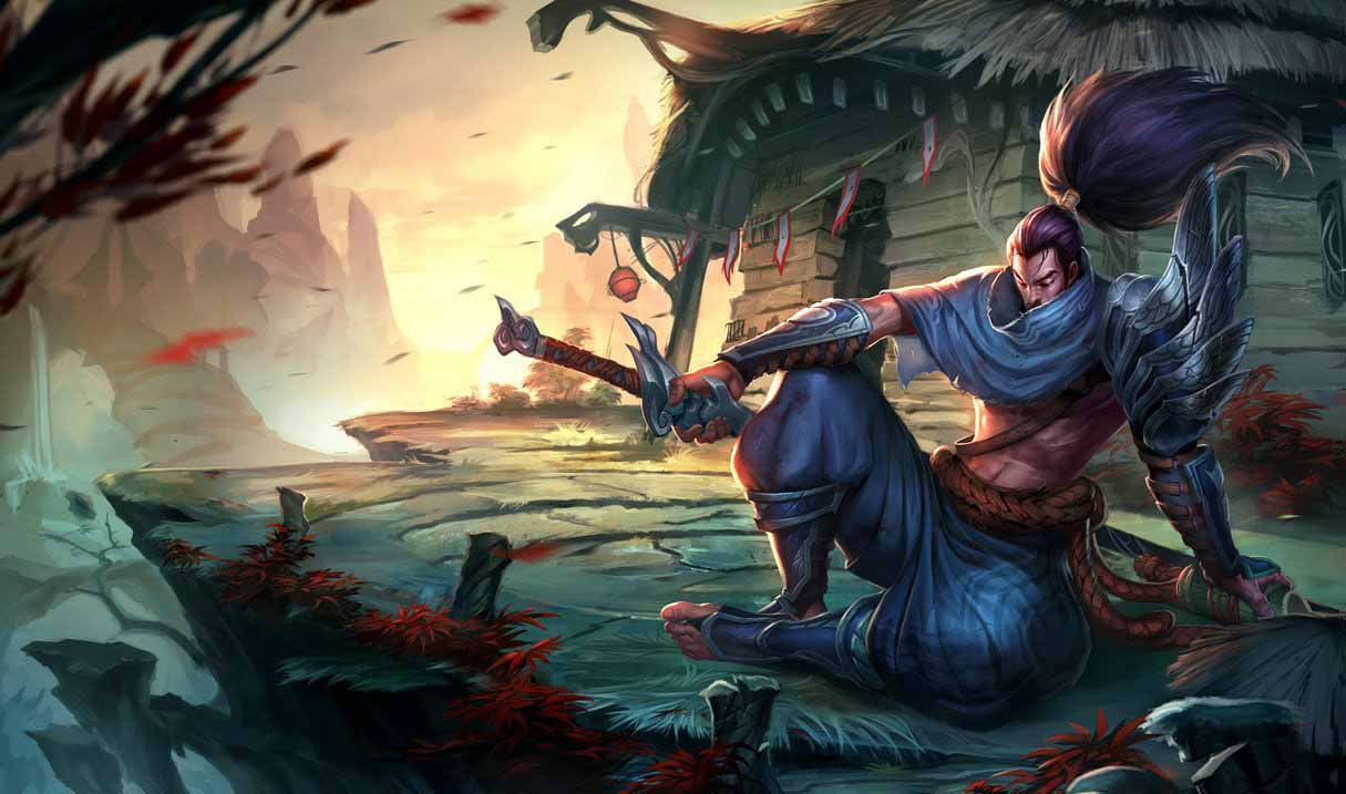 facts about Yasuo