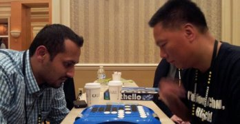 John Chow vs Syed Balkhi #ASW13 Othello Annual Match