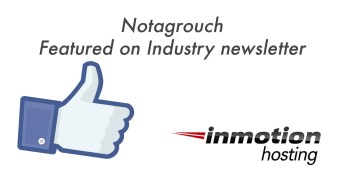 Featured on inMotion's Affiliate Newsletter