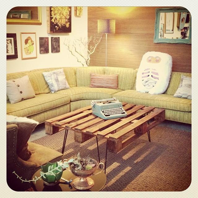 Kersh Modern Furniture. Reclaimed and industrial furniture.