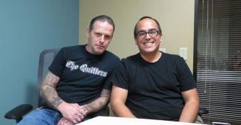 With Sam McBride (aka Sammytown)