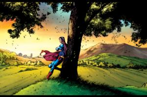 Superman Thinking
