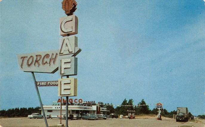 Torch (85) Cafe, Tuskegee, AL