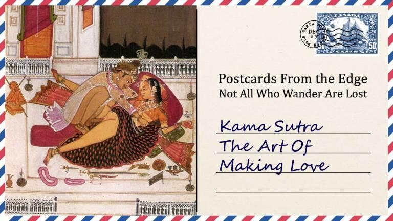 Kama Sutra The Art Of Making Love