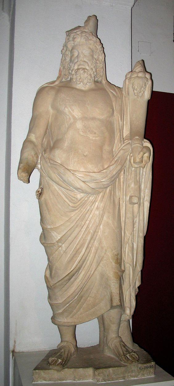 Roman god Saturn