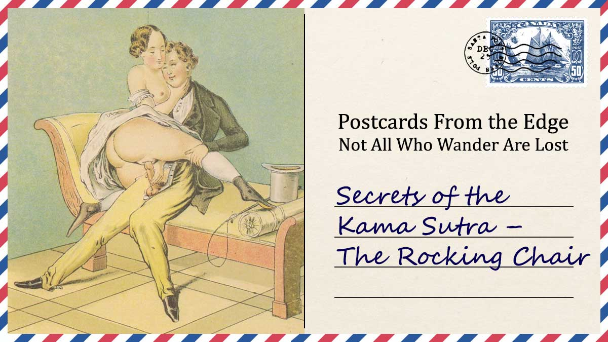 Secrets of the Kama Sutra – The Rocking Chair