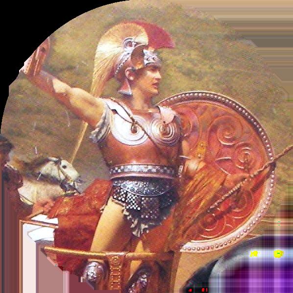 Achilles King of the Myrmidons