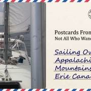 Sailing Over the Appalachian Mountains on the Erie Canal