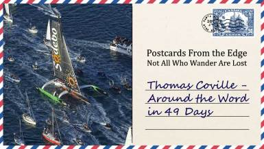 Thomas Coville - Around the Word in 49 Days