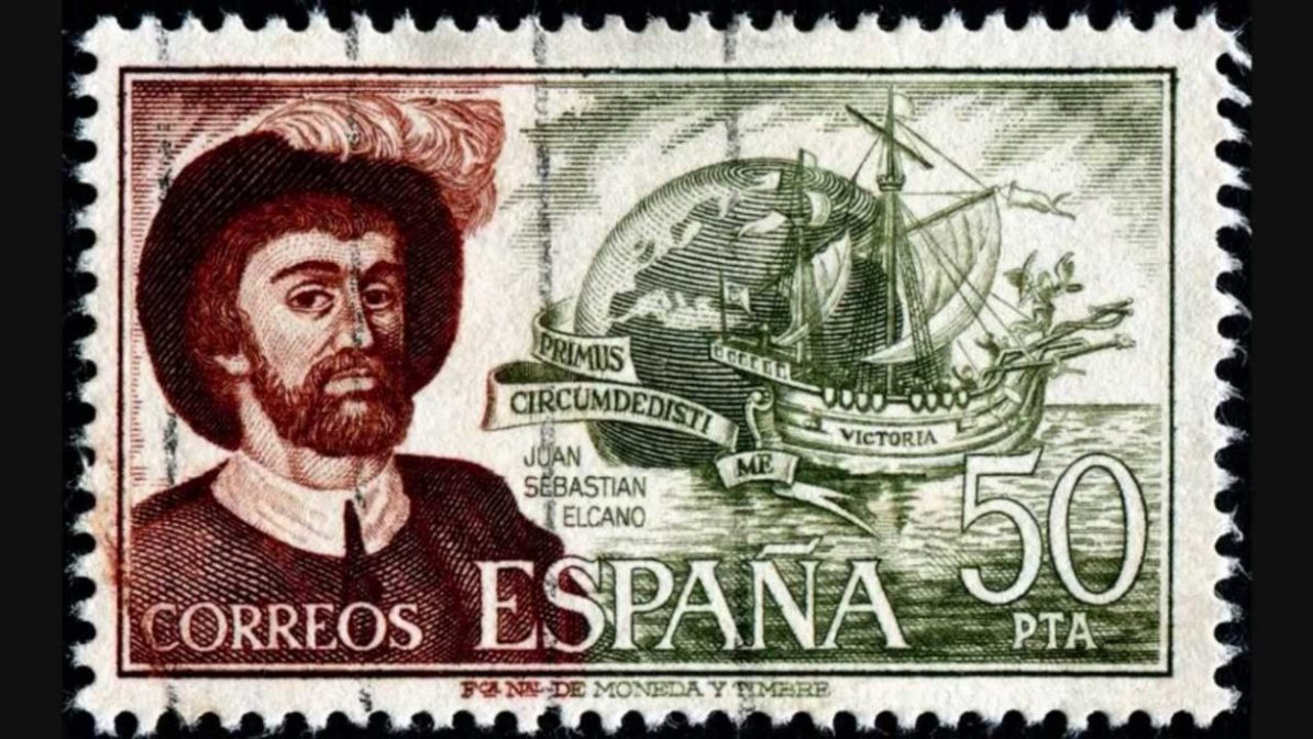 Juan Sebastián Elcano, You Went Around Me First!