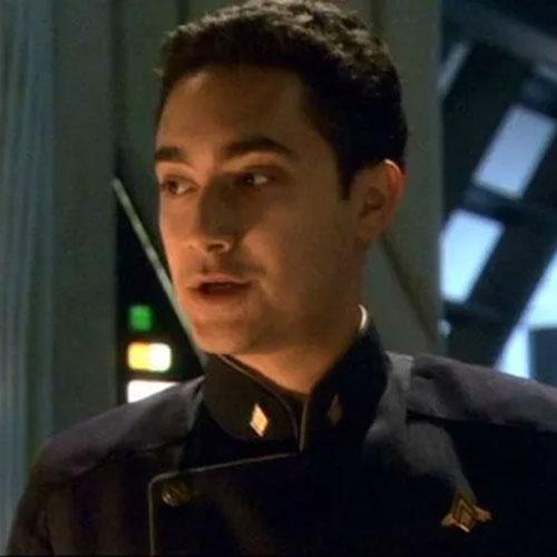 Lieutenant Felix Gaeta