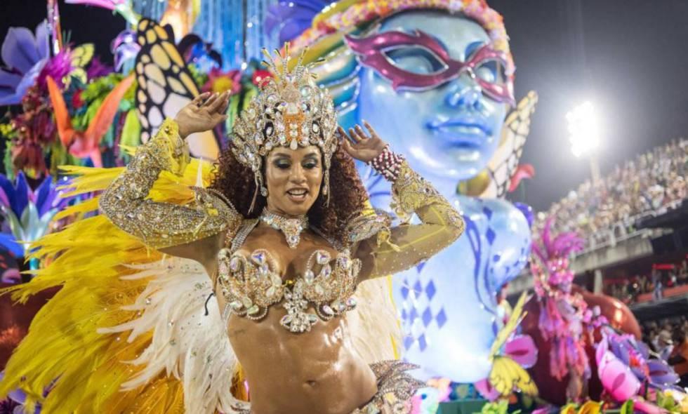 Carnival in Rio de Janeiro 2018