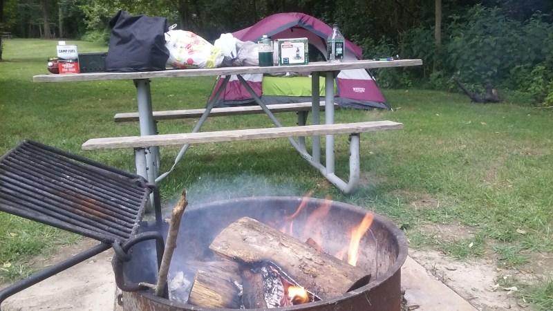 Patuxent River Park - Pavilion and Camp Ground