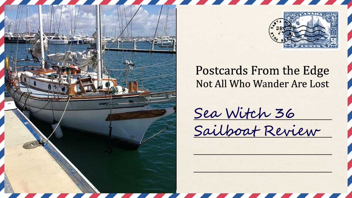 Sea Witch 36 Sailboat Review