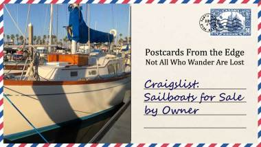 Craigslist: Sailboats for Sale by Owner