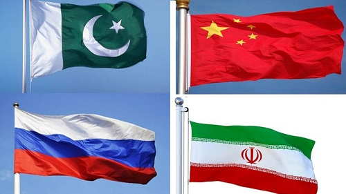 Virtual meeting of Pakistan, China, Russia and Iran on peace in Afghanistan