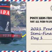 2021 Prada Cup Semi-Finals ~ Day 1
