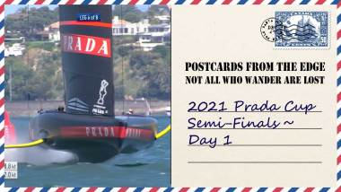 2021 Prada Cup Semi-Finals ~ Day 1