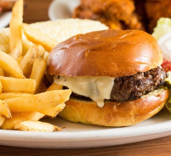 Adam's Classic Burger