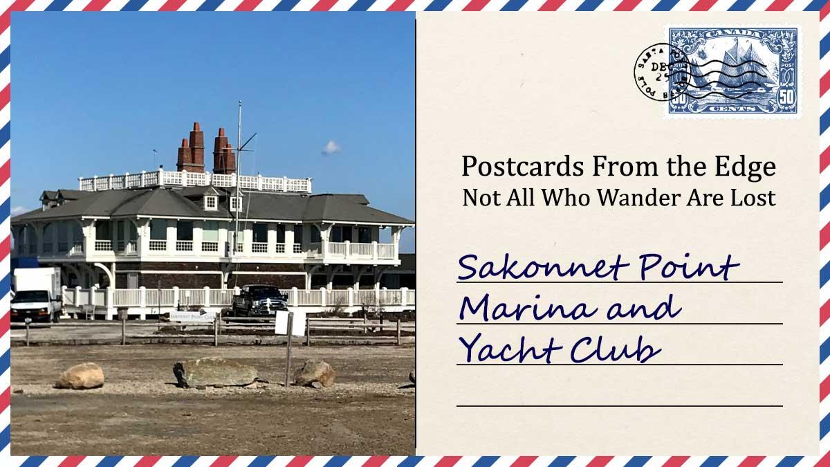 Sakonnet Point Marina and Yacht Club