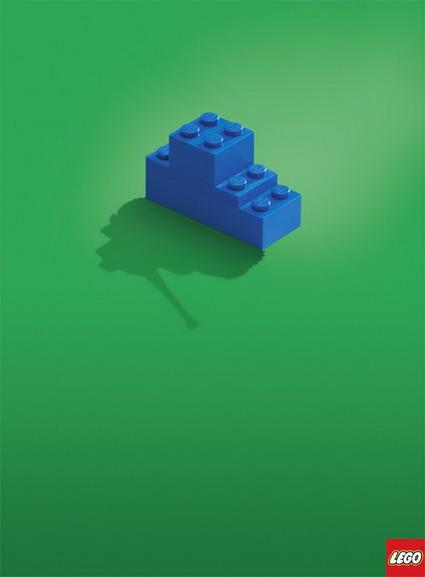 Lego Shadow Tank Ad