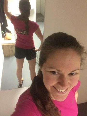 Revalidatie, longlviesontsteking, not another fitgirl, van longrevalidatie tot halve marathon