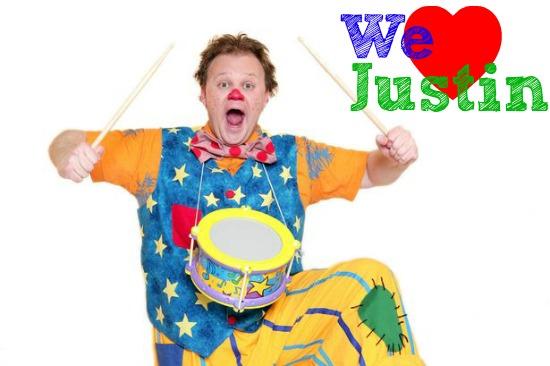 We love Justin Fletcher