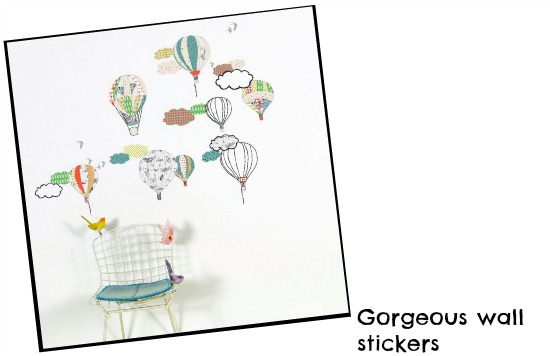 Gorgeous wall art for kids